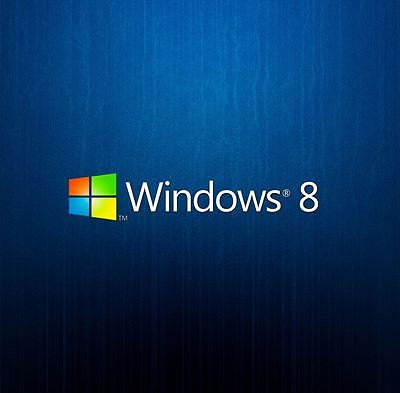 Microsoft Windows 8 64-BIT FRENCH