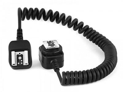 CB-05 TTL Sync Cord Flash Light Off-Camera Cable Olympus Panasonic UK Seller