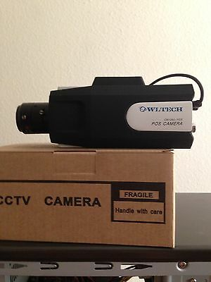Pos Camera With Text Inserter--Register Readings 700Tvl
