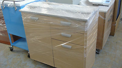 Clinton 8036 Treatment Cabinet With Sink Cut Out (New)