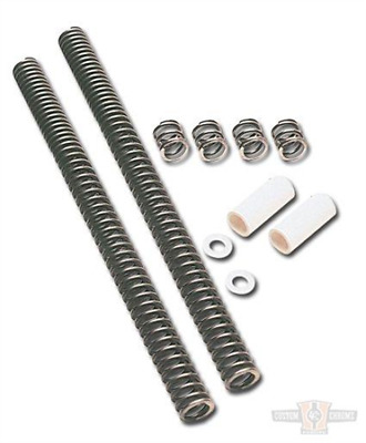 Kit molle forcelle altezza Stock Progressive Harley Davidson 41 mm no cartuccia