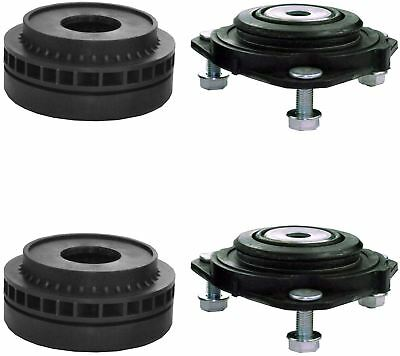 Ford Fiesta Mk5 Front Top Strut Mount / Mounting + Bearing Complete Kit X2