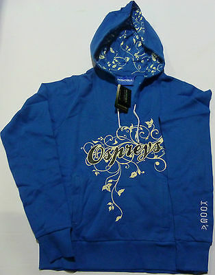 Kooga Ospreys Ladies Supporters Script Rugby Hoody