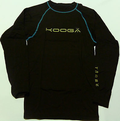 Kooga Power Rugby Training/playing Compression Shirt-Adult/junior