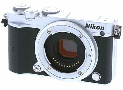 Nikon 1 J5 mirrorless Digital Camera - silver (Kit w/ VR 10-30mm Lens) *tested