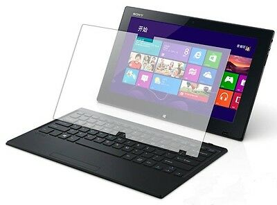 "Touch Screen Protector Full Cover For 11.6"" Sony VAIO Tap 11 Tablet PC (SVT11)"