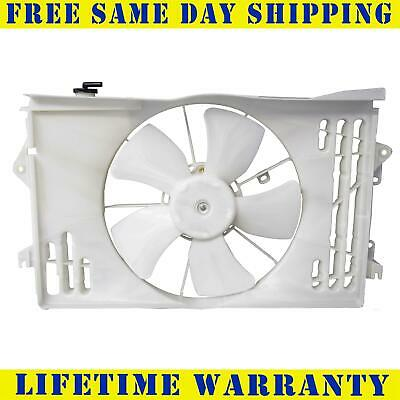 To3115125 Radiator Condenser Cooling Fan For Pontiac Toyota Fits Corolla 1.8