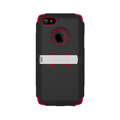 Trident Case AMS-IPH5-RED Kraken AMS Series w/ Holster for Apple iPhone 5 - Red