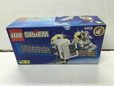 Lego Space Port 6458 SATELLITE con ASTRONAUTA MIB, 1999