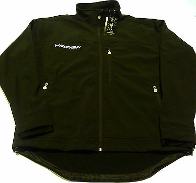 Kooga Soft Shell Pitchside/training Rugby Jacket-Adults
