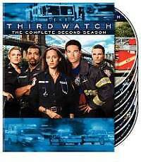 Third Watch ~ Complete 2nd Second Season 2 Two ~ BRAND NEW 6-DISC DVD SET