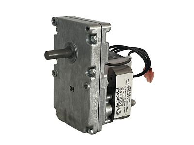 ENVIRO FIRE EF001 Pellet Stove Auger Feed Motor - Envirofire 1 RPM CW Auger SALE
