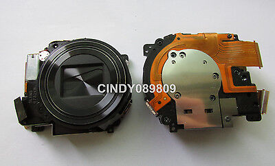 Original New Black Lens Zoom Assembly Unit For Samsung WB210 Camera with CCD
