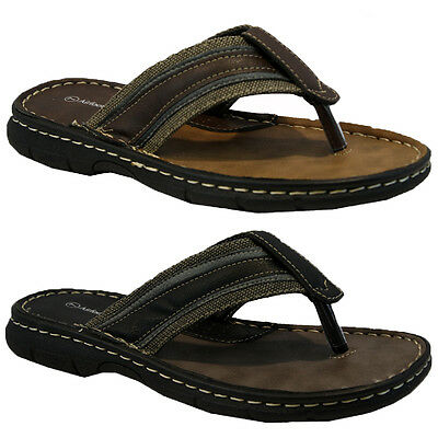 New Mens Soft Cushion Comfort Walking Summer Holiday Beach Mules Sandals Shoes