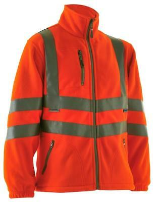 Pulsarail Pulsarail PR508 High Vis Polar Fleece Jacket