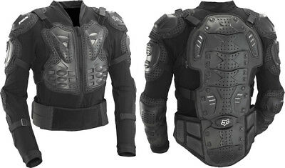 Fox NEW 2014 Mx Gear Titan Sport Motocross Jacket Kids Youth Body Suit Armour
