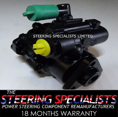 Audi A3 S3 1.8 20V Turbo 1996/> 2003 Genuine  Remanufactured Power Steering Pump