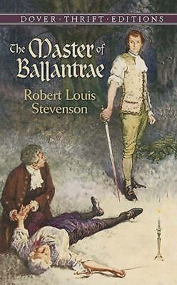 The Master of Ballantrae (Dover Thrift Editions,)
