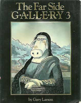 The Far Side Gallery 3 by Gary Larson (1988, Paperback)