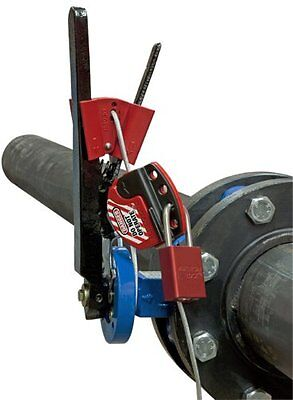 Butterfly Valve Lockout & Cable Lock Out