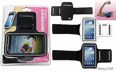 Exercise Running Jogging Sports GYM Armband Case Cover for Samsung Galaxy S3 S4