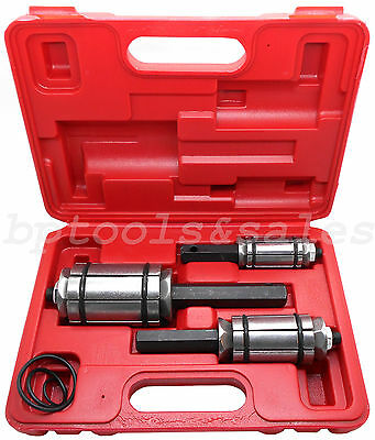 3 Pc Tail Pipe Expander Set Small/Medium/Large Muffler Tail Exhaust Pipe Expand