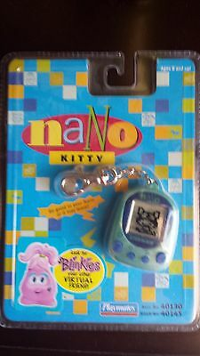 1997 KITTY VIRTUAL CYBER NANO PET ELECTRONIC GAME New In Package