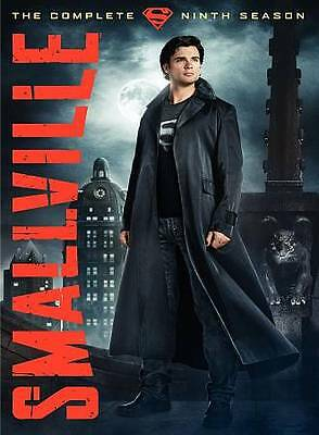 Smallville ~ Complete 9th Ninth Season 9 Nine ~ BRAND NEW 6-DISC DVD SET