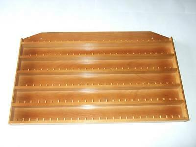 150pc Wooden Thimble Display Rack with Sides ( Pine )( huge range - see list )