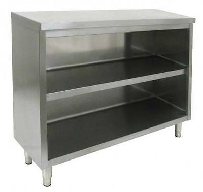 Commercial Stainless Steel Storage Dish Cabinet 18x48 NSF ST-318-48