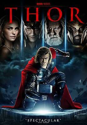 THOR (2011) - NEW SEALED DVD