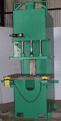 25 Ton Custom C-Frame Hydraulic Press