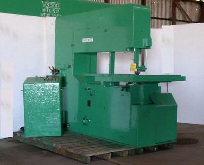 64'' Tannewitz Model 60MH Vertical Band Saw