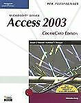 New Perspectives on Microsoft Office Access 2003, Introductory, CourseCard Editi