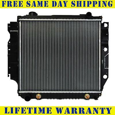 Radiator For Jeep Fits Wrangler 2.4 2.5 4.0 4.2 L4 4Cyl V6 6Cyl 1682