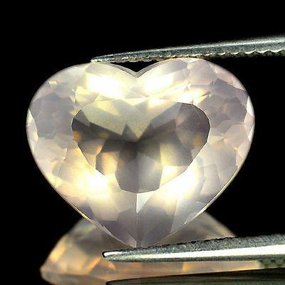 6.74 CT QUARTZ  NATUREL  VVS  pierres précieuses fines gems 14434