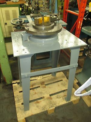 Irwin Diacro Type Hand Operated Radius Bender - Equipped with Metal Stand