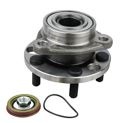 CRS NT513017K Axle Bearing and Hub Assembly, Front