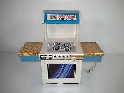 Vintage Coleco Funtime Bake Oven