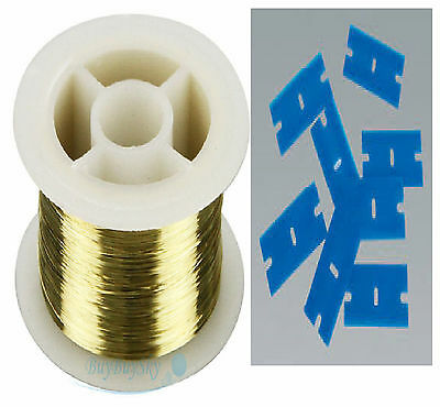 100 Metres Molybdenum LCD Separation Wire + Plastic Separation Tools