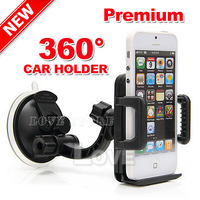 Universal Car Phone Holder Mount Cradle For Samsung Galaxy Note 4 5 S6 S7 EDGE