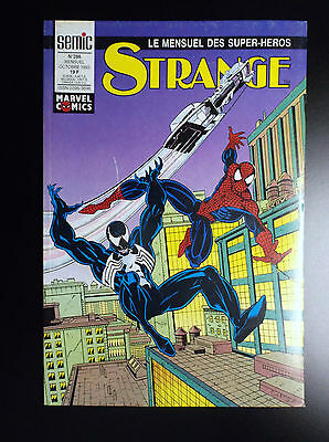 Strange N° 286  TBE comics Semic Marvel Lug