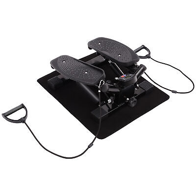 New Mini Stepper Legs Arms Thigh Toner Toning Machine Workout Fitness Stair Step