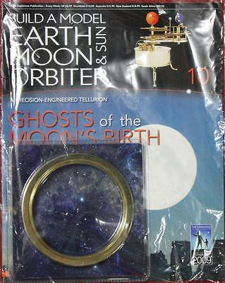 Build a Model Earth Moon & Sun Orbiter 10 Ghosts of the Moon's Birth NEW SEALED