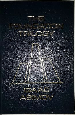 The Foundation Trilogy By Isaac Asimov *First Edition*