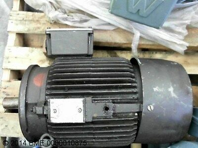 Brook Hansen 460V Mb219-001, 7-1/2Hp Electric Ac Motor