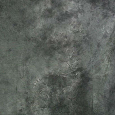 6 x 9 ft Grey Photography Muslin Backdrop Photo Studio Hand Painted Background