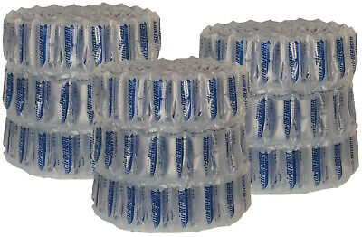 4x8 air pillow 120 GALLON void fill packaging compare packing peanuts cushioning