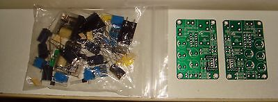 2 X MIRROR IMAGE SPEAKER PROTECTION KIT FOR AUDIO POWER AMPLIFIER