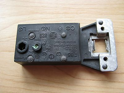 Wascomat parts working from EX-7 part number 471-7836-01 door locking device
